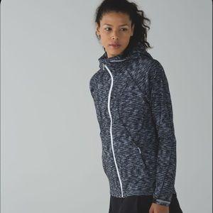 Lululemon go the distance jacket size 8